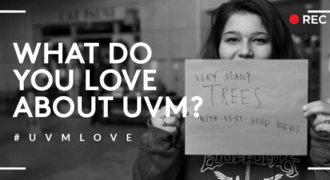 #UVMLove video blog
