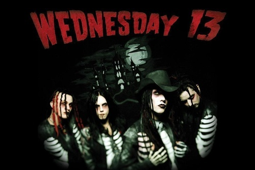 thumbnail for Metal Monday presents Wednesday 13 w/ Your Chance To Die @ Club Metronome