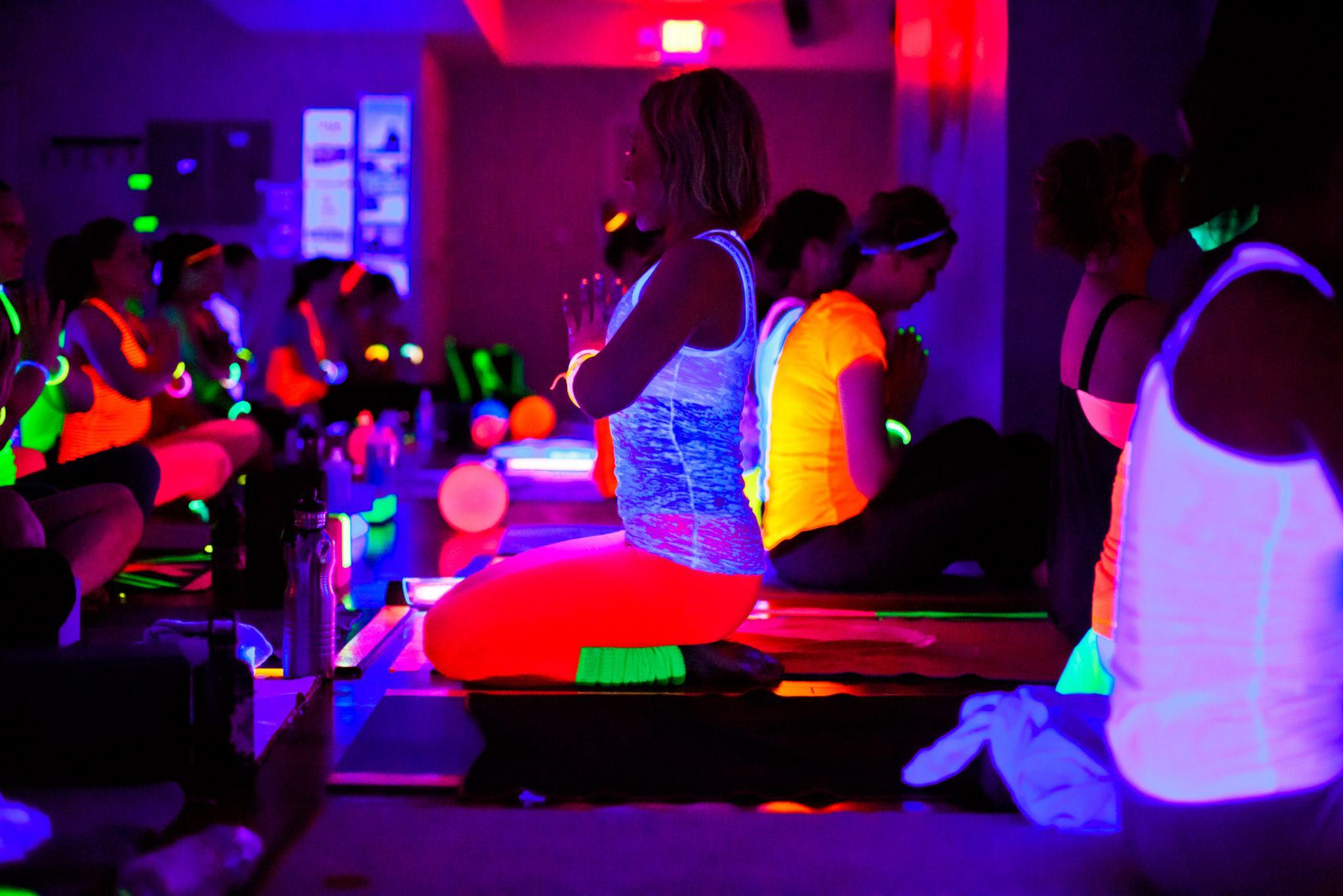 Glow Fitness Uvm Bored