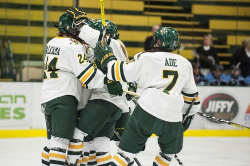thumbnail for Women's Ice Hockey vs Merrimack