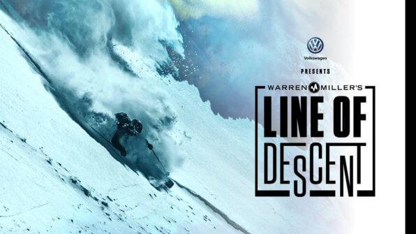"""thumbnail for Burlington Volkswagen Presents Warren Miller's """"Line of Descent"""""""