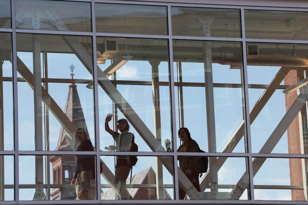 CCHR Skybridge