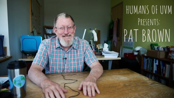 thumbnail for Humans of UVM: Patrick Brown