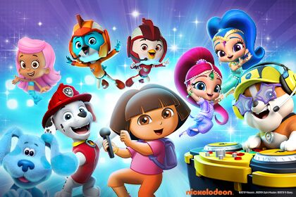 """thumbnail for Nick Jr. Live! """"Move to the Music"""""""