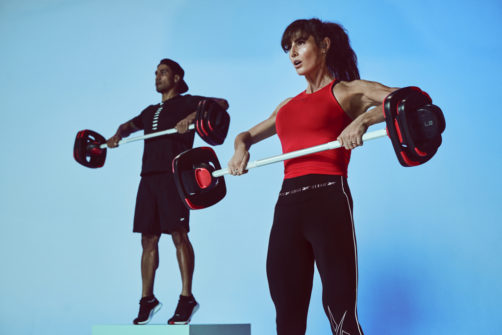 thumbnail for Les Mills BodyPump Class