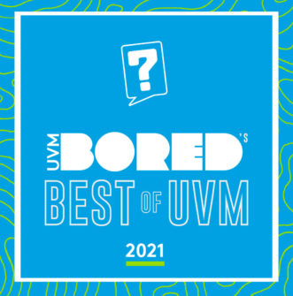 thumbnail for BORED AWARDS: THE BEST OF UVM IN 2021